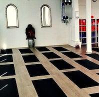 Hot Yoga Place Wereld van Yoga