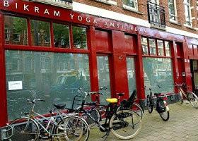 yoga voor beginners amsterdam zuid de pijp studio bikram yoga ingang yogastudio