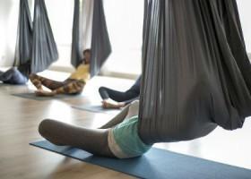 yoga studio club yoga leeuwarden aerial yoga