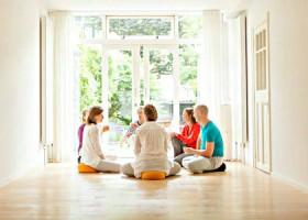 Yoga school Rotterdam Meander Yoga