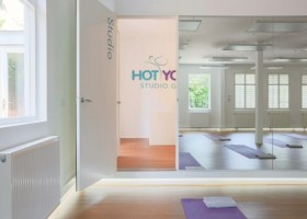 Yoga school Naarden Hot Yoga Studio Gooi