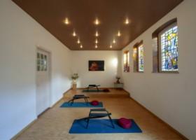 yogastudio integrale yoga schiedam ontspannen sfeer Wereld van Yoga