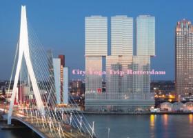 City Yoga Trip Rotterdam Wereld van Yoga