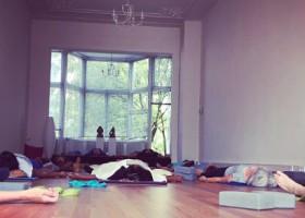yogastudio saktiisha den haag centrum Wereld van Yoga
