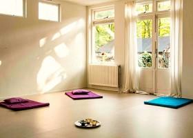 Yoga school Utrecht Yoga bij het Park