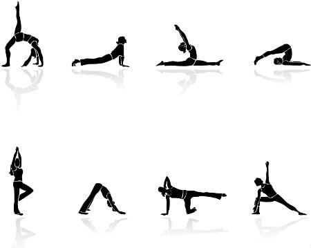 welke yogaoefeningen zijn er