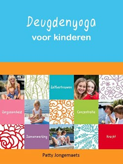wat is kinder yoga boek deugden patty jongemaets dolfijn wellness