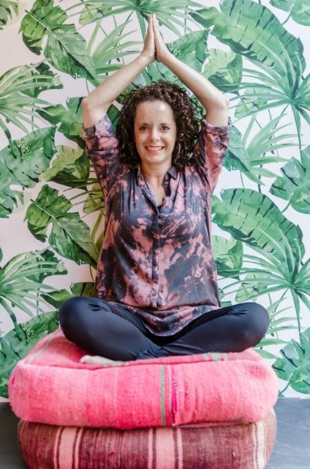 wereld van yoga ellen spoor balans