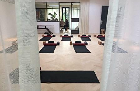 yoga mindfulness aan zee zandvoort lichthuis yogaruimte