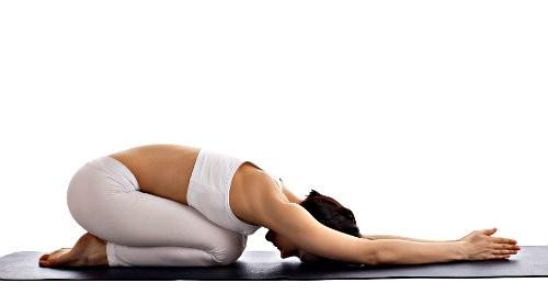 yin yoga rotterdam beste adressen vrouw doet yin kindhouding