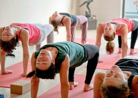 Yoga school Amsterdam Thrive Yoga Zeeburg