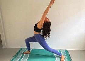 De Krijger 1 Virabhadrasana in yoga De Krijger 1 (Virabhadrasana) in yoga - Wereld van Yoga
