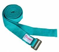wat is yogariem turquoise lang gesp