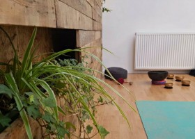 yogastudio de yogajuf rotterdam zuid sfeer Wereld van Yoga