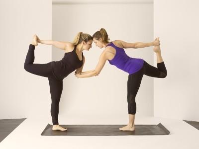 yoga geluk samen relaties