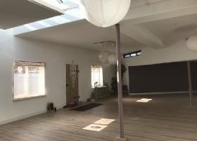 yogastudio mijn yoga studio den haag voorburg mooie zaal Wereld van Yoga