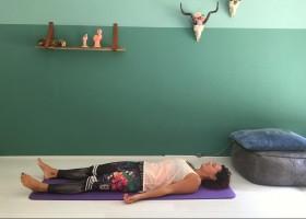 lijkhouding savasana in yoga Lijkhouding (Savasana) in yoga - Wereld van Yoga