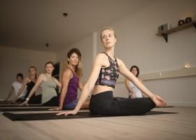 yogastudio helder yoga den haag scheveningen yogales Wereld van Yoga