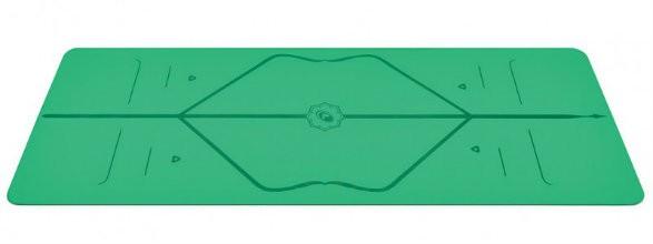 reis yogamat vakantie groen light grip