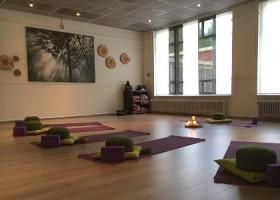yogastudio bala yoga huizen yogaruimte Wereld van Yoga