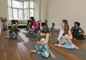 yoga den haag centrum studio saktiisha