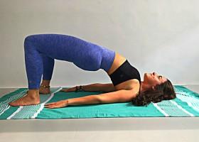 Brughouding setu bandhasana yoga meer energie Brughouding (Setu Bandhasana) in yoga - Wereld van Yoga