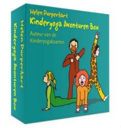 wat is kinderyoga boek avonturenbox helen purperhart