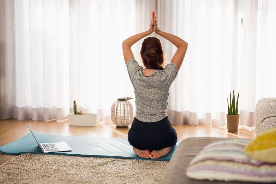 online yoga retreat wereld van yoga