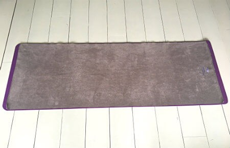 wat is een yogahanddoek