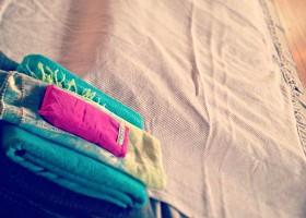 yogastudio hoog droog harlingen handdoek rust sfeer Wereld van Yoga