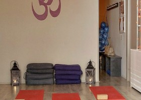 Yoga school Amsterdam Thrive Yoga IJburg
