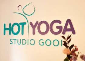 yoga studio hot yoga gooi naarden sfeervol Wereld van Yoga