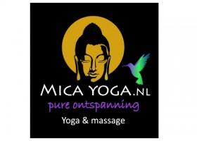 yogastudio mica yoga bleiswijk logo Wereld van Yoga