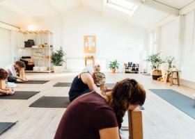 Yogastudio We Do Yoga Soest zaal Wereld van Yoga