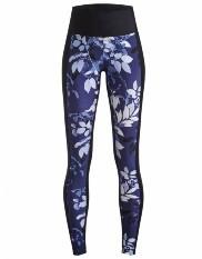 yoga kleding goede lange legging print