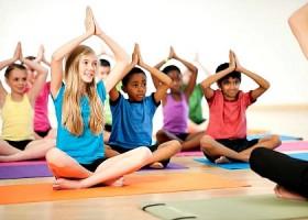 integrale yoga nederland yogastudio rotterdam west kinderen volgen yogales Wereld van Yoga