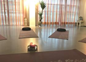 yogastudio gewoon yoga capelle aan den ijssel yogamat Wereld van Yoga