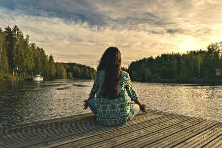3 redenen hatha yoga na vakantie rust meditatie natuur
