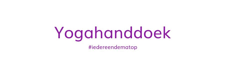 yogahanddoek