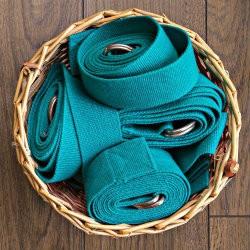 hulpmiddel bij de danser natarajasana yoga riempje
