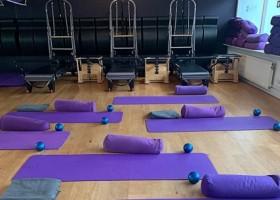 yoga pilates studio huis van heemstede matten Wereld van Yoga