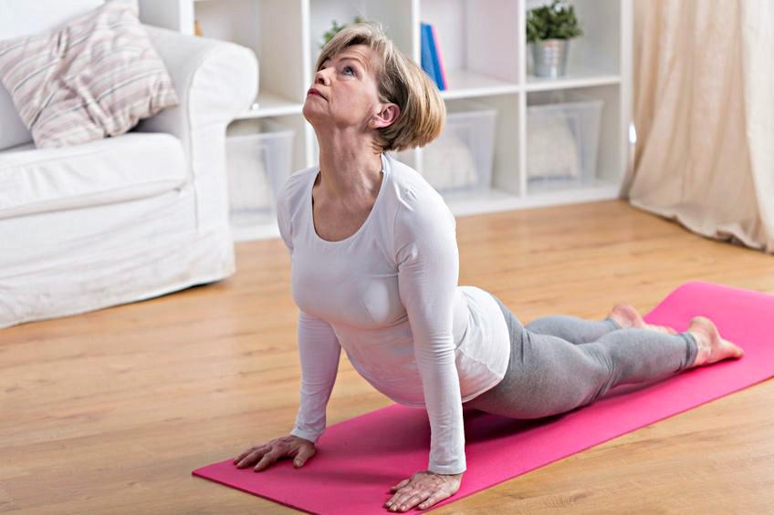 elke dag 1 yogaoefening weinig tijd Elke dag 1 yogaoefening: handig bij weinig tijd! - Wereld van Yoga