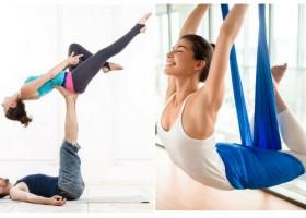 wat is het verschil tussen acro en aerial yoga Wat is het verschil tussen Acro Yoga en Aerial Yoga? - Wereld van Yoga