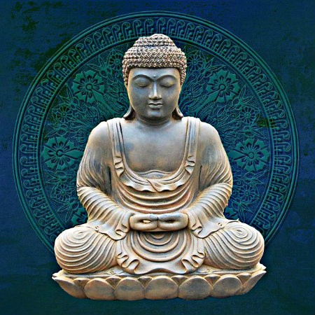 wie is boeddha siddhartha gautama verlichting mediteren