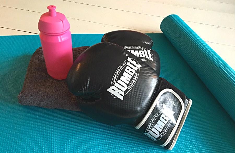 yoga als workout sporten zweten boksen Yoga als workout! - Wereld van Yoga