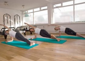yoga pilates studio huis van heemstede pilates les Wereld van Yoga