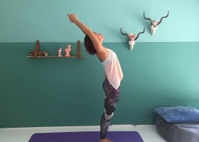 halve maan ardha chandrasana in yoga Halve Maan (Ardha Chandrasana) in yoga - Wereld van Yoga