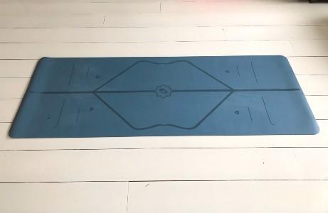 kies de beste yoga mat liforme natuur rubber